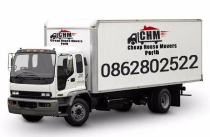 $60/HR Cheap house Furniture Removals Removalists Movers Perth