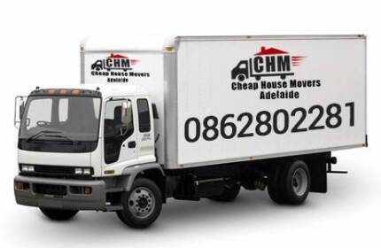 $60/hr Furniture Removalists Adelaide Cheap House Movers