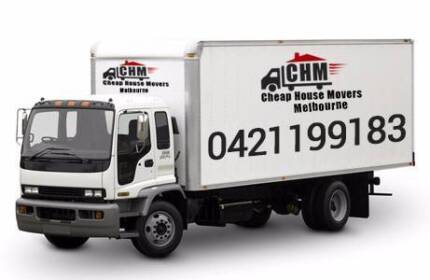 $60/HR Furniture Removalists Melbourne Cheap House Movers