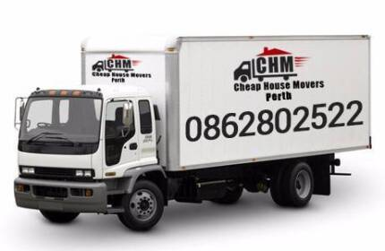$60/hr Furniture Removalists Perth Cheap House Movers