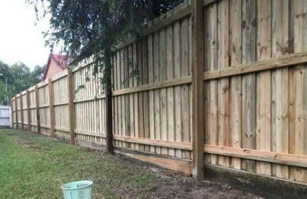 Timber Fencing and Retaining Walls