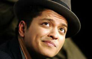 BRUNO MARS will get you funked uptown in the 1ST ROW balcony