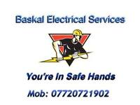 Affordable Electricians/24Hours/No Fix No Fee /07720721902