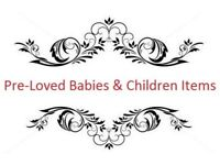 Pre-Owned Baby Boys & Girls Clothing