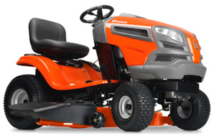 Husqvarna Lawn Tractors at Great Prices & Trusted Service!