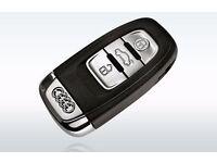 Audi A4 S4 A5 S5 Q7 Smart Key Cut And Programmed 8K0959754C YORKSHIRE 07-13