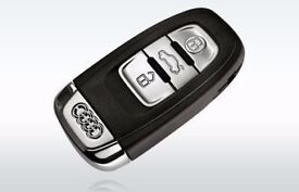 Audi A4 S4 A5 S5 Q7 Smart Key Cut And Programmed 8K0959754C YORKSHIRE 07-13