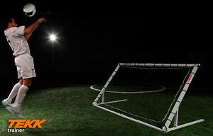 Filet rebondissant pour pratiquer le soccer