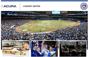 Blues Jays suite at Rogers Centre available  300 level suite