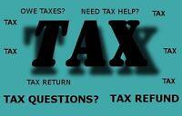 Muskoka Income Tax Preparation $30.00
