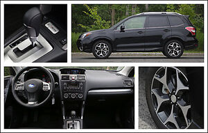 2014 Subaru Forester XT Touring SUV - 2.0L Turbo, AWD