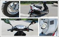 Scoot 80cc (plaqué 50) scooterre Bistro