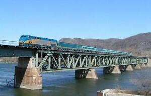 SAVE $60 ON YOUR TRAVELS!!! VIA RAIL TRAIN GIFT CARD