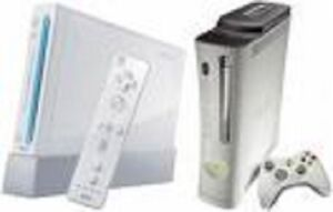 Wii, 360, DS, ect. Services (flashing)