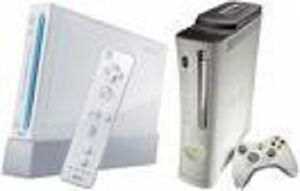 Xbox 360/ Wii/ NDS/ 3DS Flashing service