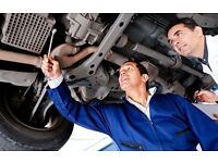 Car body, mechanical repairs and servicing. All in one place.