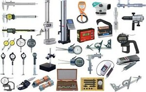 MAESURING TOOLS--Calipers, Gages, Micrometers and More
