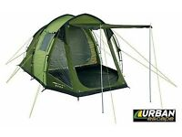Urban escape 4 person tent (New)