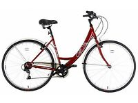 Ladies Bicycle - Cafe (Red colour)