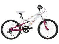 Apollo Charm Girls Mountain Bike 20 - Pink
