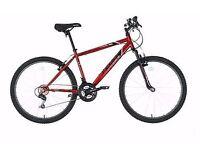 "Brand New Apollo Feud Mens Mountain Bike 26"" wheels medium frame 18 gears unwanted birthday gift"