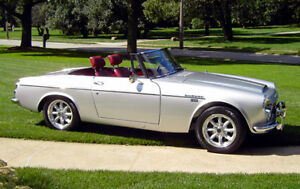 WTB 1966 to 1970 Datsun Roadster (Fairlady)
