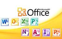 Logiciel Office Professionnelle