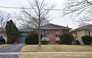 Absolutely Stunning Immaculate House Bungalow In Toronto.