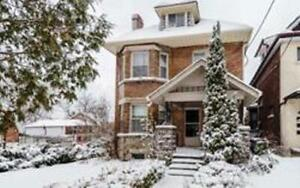 A Charming 3 Story Detached House In A Demand Location For Sale