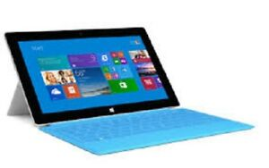 Microsoft Surface & Surface Pro Touchscreen Tablet/Laptop's