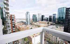 Roommate wanted for 2 bed/2 bath downtown condo in Icon Tower Edmonton Edmonton Area image 1