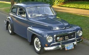 WANTED: Volvo PV544 B18