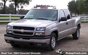 2003 Chevrolet Silverado 2500 Quadrasteer Pickup Truck 4x4