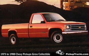 Chevy 1988 - 1995 WT Grille