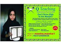 MALE & FEMALE QURAN teachers available online