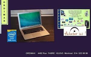 Apple Macbook  Air  Processeur Intel i5 ... 525 $