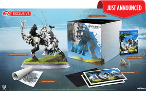 Horizon Zero Dawn: Thunderjaw collectors edition North Manly Manly Area Preview