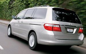 Honda Odyssey 2005 silver