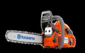 """Sale on Now!! - Chainsaw - Husqvarna 445 with 18"""" Bar"""
