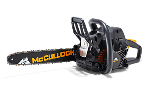 MCCULLOCH CHAINSAW - $80 PER DAY Stirling Stirling Area Preview