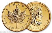 Maple Leaf Gold 1 Unze