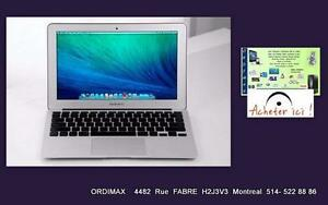 Macbook Air Intel i5 -1.6 Ghz /TB 2.3 Ghz 2012