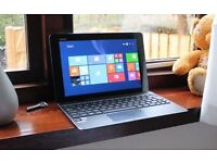 Asus T100 Chi Notebook/Tablet - Full HD, Z3775,64GB HDD, 2GB Ram, warranty, almost new.