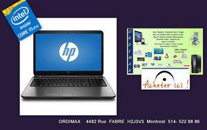 HP Pavilion 15  INTEL I5 /8 Gb memoire/ 500 DD
