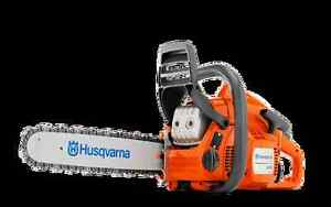 "Chainsaw - Husqvarna 440 with 18"" Bar"