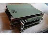 Foolscap Suspension Files Size 400mm (Green)