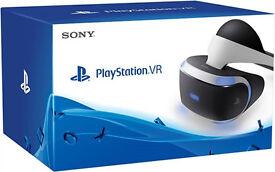 Sony Playstation PSVR Virtual Reality Headset *Brand New*