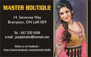 PUNJABI SUITS STITCHING AND TAILORING