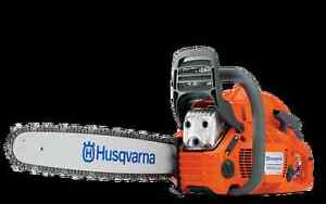 Chainsaw - Husqvarna 455 Rancher 18""