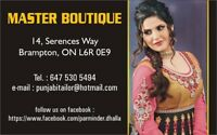 BEST TAILOR IN BRAMPTON